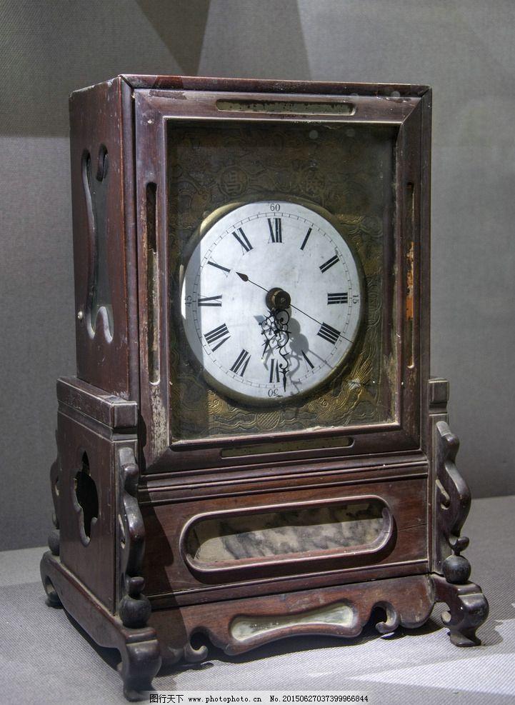 民国座钟 钟表 老式座钟 民国物品 钟表收藏 旧物 怀旧 老物件图片