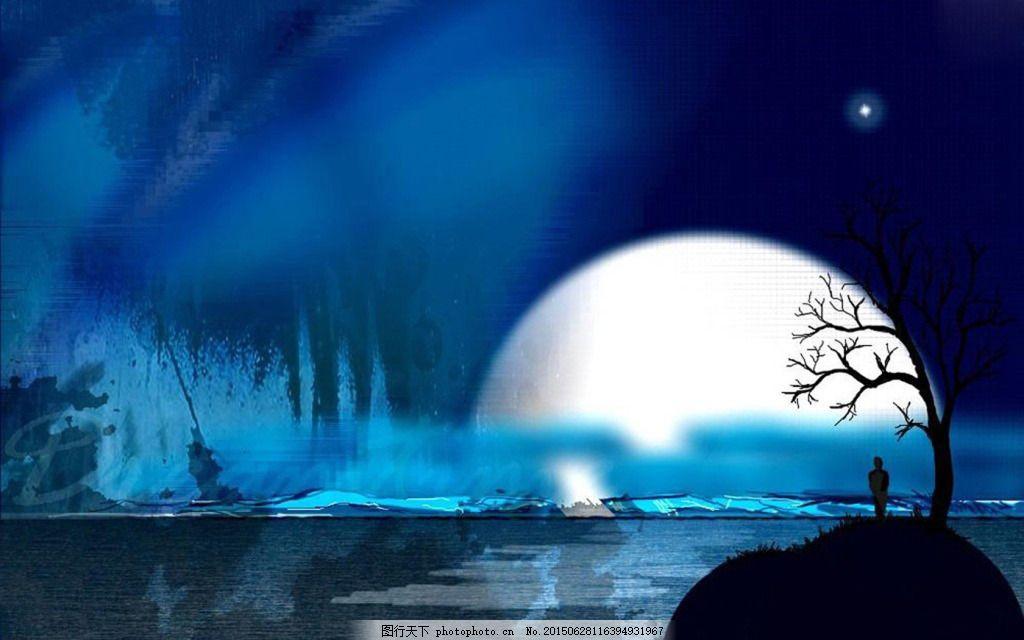 月夜海风钢琴简谱