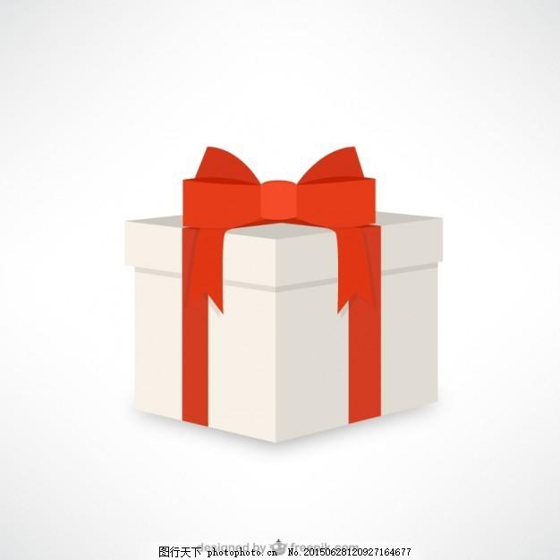 手绘线条包装盒