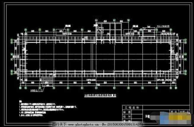 建筑楼外双排脚手架立面cad设计图上在图纸上传怎么网络图片