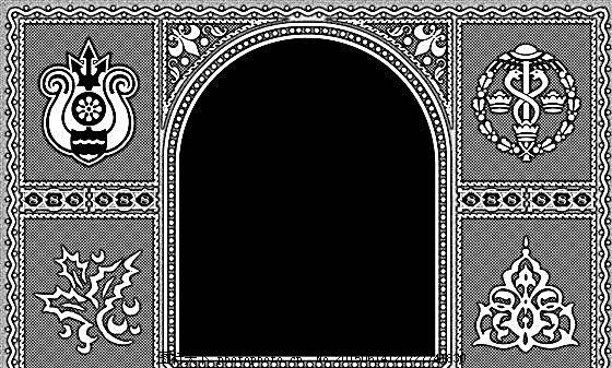 边框边条,欧式装饰,分层,PSD_0002,设计素材,古典边框,装饰边框